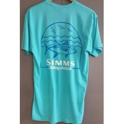 T Shirt Simms Weekend Tuna SS