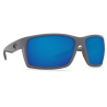 Lunettes polarisantes REEFTON Gray 580 Glass Blue Mirror