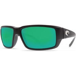 Lunette Polarisante Costa  FANTAIL Black Green Mirror 580 P