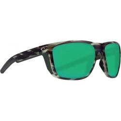 Lunette Polarisante Costa FERG MATTE REEF Green Mirror 580 G