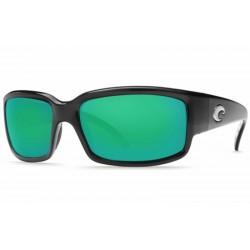 Lunette Polarisante Costa Caballito Balck Green Mirror 580 G