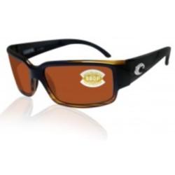 Lunette Polarisante Costa Fisch Black 580 P Copper