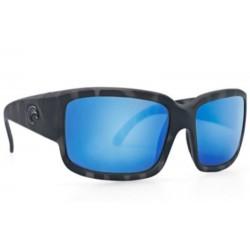 Lunettes Polarisantes Costa Caballito Ocearch Matte Tiger Shark 580 G Blue Mirror