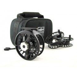 Pack Lamson Remix HD - Moulinet + 2 bobines