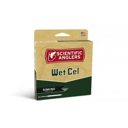 Soie Wet Cel Sink 4 - Scientific Anglers