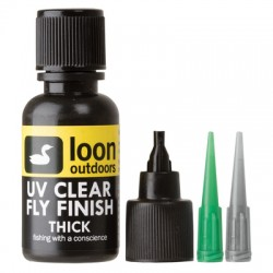 UV Clear Fly Finish - Thick (1/2 oz.)