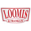 Canne à mouche Loomis et Franklin